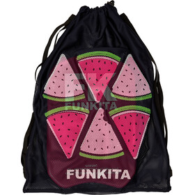 Funkita Mesh Gear Bag - Sac Femme - noir/Multicolore